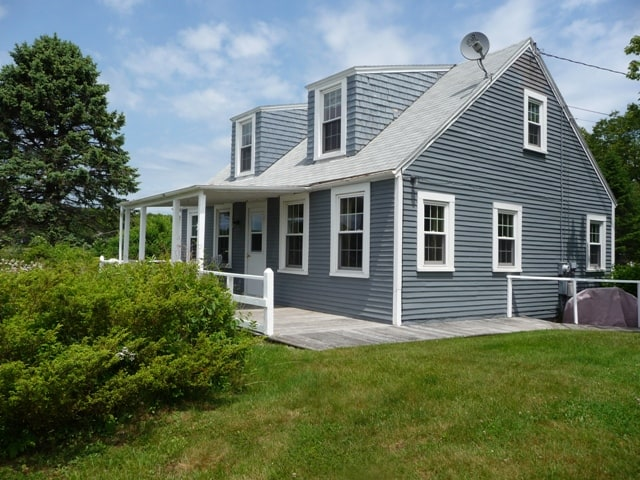 SOLD ~ 4 Wood Road ~ Waterfront ~ Cape Porpoise Village