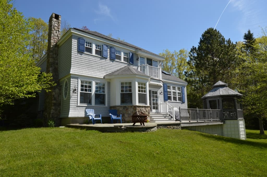 Sold ~ 55 Dyke Road, Goose Rocks Beach, Kennebunkport